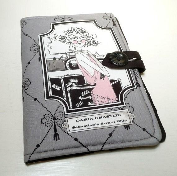 Kindle Touch, Kobo Cover - Daria Ghastlie Family Portrait