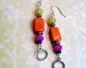 Color Me - earrings