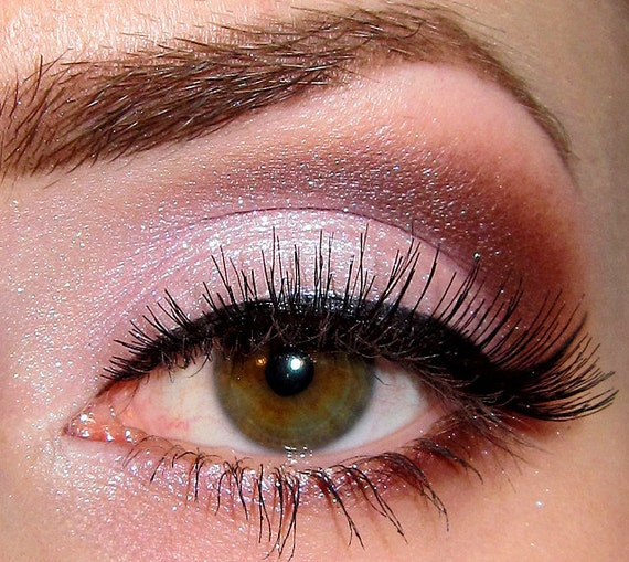 Get this look 3 pc set (Allusion, Myth, Twinkle) Eyeshadow Mineral makeup Eye shadow Eyeliner (5g)