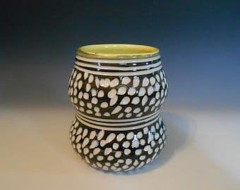 Modern Porcelain Cup Vase