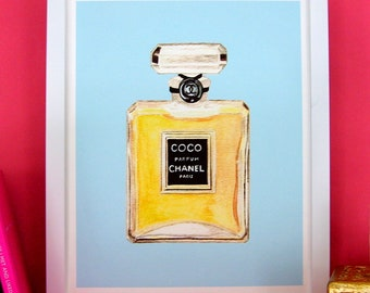 CHANEL COCO  Print (6 colors)