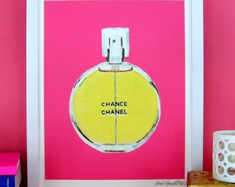 CHANEL CHANCE  Print (6 colors)