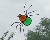 Boris the Beer Bottle Spider for Halloween Hijinx, Father's Day