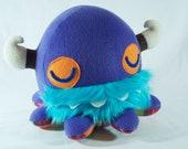 Custom Viking Octopus