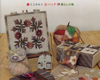 Cute Quilts Japanese Craft Book
