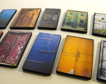Old Doors - Laser Cut Wooden Pieces for Cool Crafts