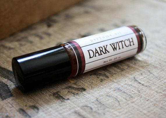 Dark Witch Perfume Oil Coconut Hemp Roll On