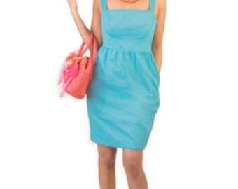 Colette Sewing PATTERN - Hazel - Dress