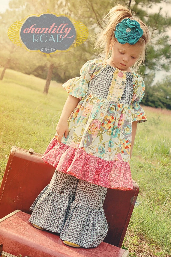 NEW - Chantilly Road Peasant - Sizes 12m thru 5T
