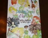 Self-published Darling Dozen of the Deep watercolor mermaid book written and illustrated by Marley Ungaro and kids