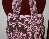 MIni Diva Diaper Bag - Reserved for Rachael