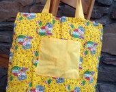 Calico Cat Market Totes