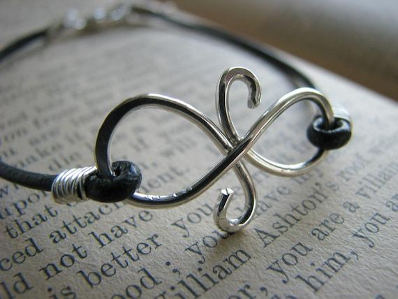 Best Friends Infinity Bracelet Eternal Friendship Symbol