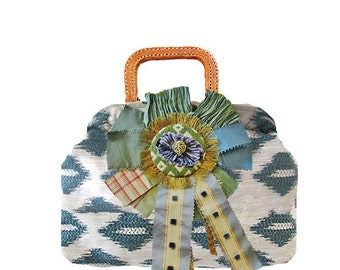 BEBE CARPETBAG no. 51,SALE was 298. reduced to 225.