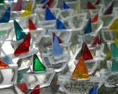 Sponsor a personalised ship for the Sea of Memories art glass installation