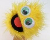 mini gumball monster - lemon