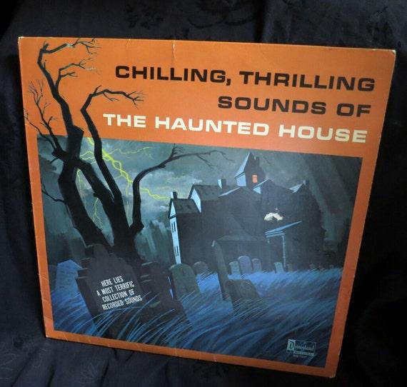1964 Disney Haunted House Album