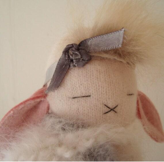 Fancy Lady Bunny