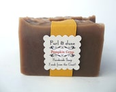 Pumpkin Crisp Goat Milk Soap