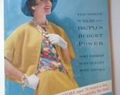 Vintage Catalog Spiegel 60s 1962 Dresses Lingerie Furniture Barbie Doll Bomb Shelter