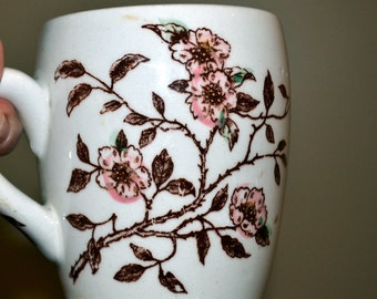 Vintage Nasco Mug Springtime