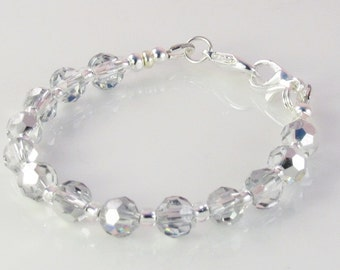 Medical Bracelet attachment only SILVER STREAK for Your ID Tag replacement bracelet