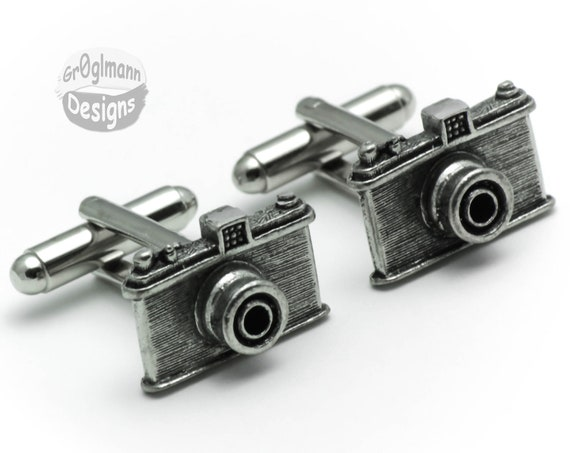 Cufflinks - Cameras