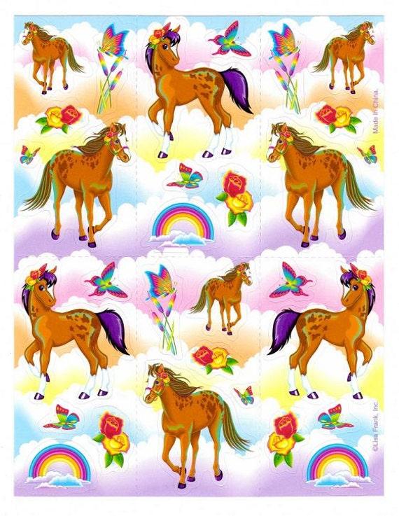 Lisa Frank Collage Lisa Frank Rainbow Chaser