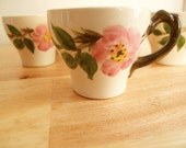 Vintage Tiny Cups 1960s