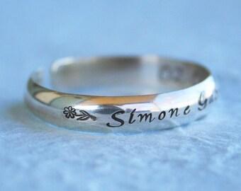 Newborn Jewelry, Newborn Baby Jewelry, Newborn Baby Bracelet, Sterling Silver Baby Bracelet