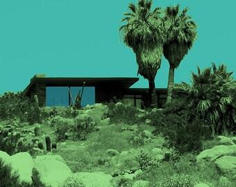 Palm Springs Edris House Dreamscape