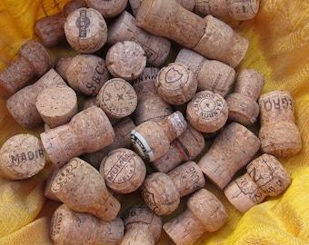 Champagne & Sparkling Wine Corks 25 Used