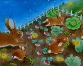Bunnies on the Run