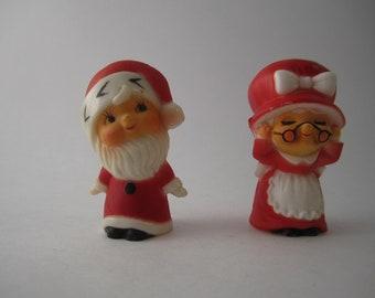 Items Similar To Vintage Santa Claus Kitschy Chistmas Doll