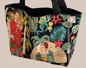 Frida Kahlo Carry Bag