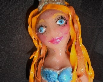Princess Nautia Mermaid Sculpture