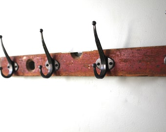 Rustic Level Hanging Rack
