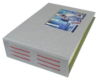 custom photo album (4x6) - 48 photos
