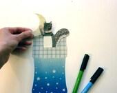 Custom Listing--Special Made Card for Shiuehlih