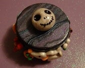 NEW YEAR SALE - Made to Order - Nightmare Before Christmas Trinket Box