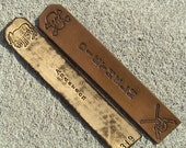 Design your own - Personalized bookmark - second listing