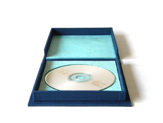 CD / DVD Case Made to Order Custom Colors for by cathydurso