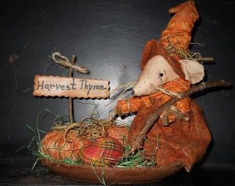 Harvest Thyme Mouse