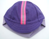 50% OFF - Kids Winter Cycling Cap - Bright Reflective Stripe and Fleece