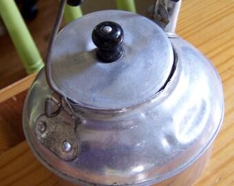 tiny toy tea kettle