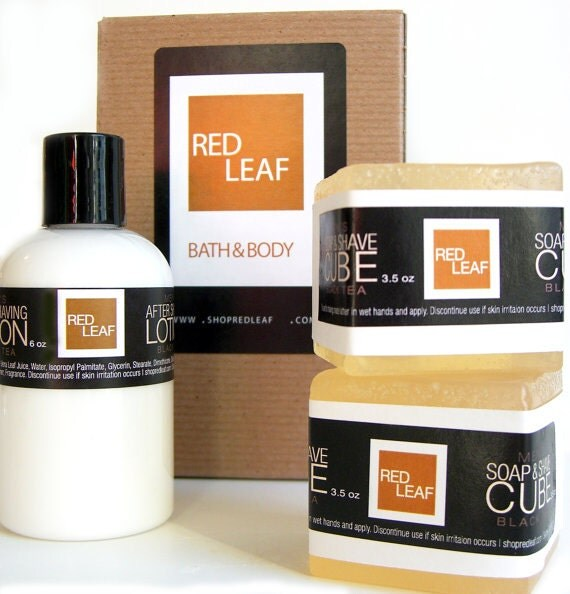 Mens Shaving Gift Set, Fathers Day Gift For Dad, Brother, Groom, Uncle