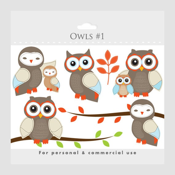 Owl Clipart Black And White   Cute Owl Clipart   Cute Owl ClipartBaby Owl Clipart Black And White