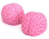 Brain soap  Get brainwashed  All natural tangerine and lychee scented moisturizing soap Urban Hardwear