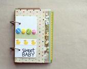 Sweet Baby: Mixed Paper Journal Kit
