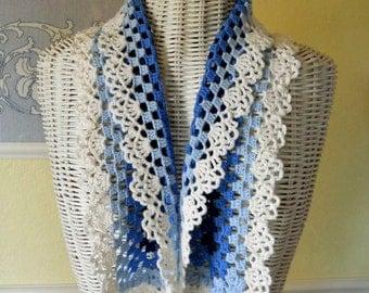 1861 Godey's Neck-Tie Pattern